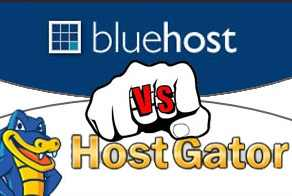 HostGator VS BlueHost-Which is the Best, HostGator VS BlueHost, host gator vs blue host