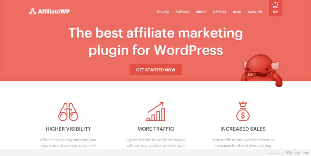 Best Affiliate Marketing Plugins for WordPress