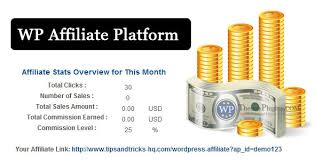 How to Create Affiliate Program with WordPress, create affiliate program with wordpress, wp affiliate