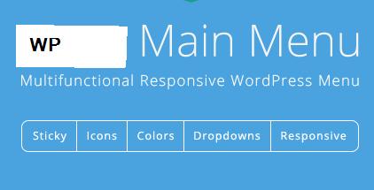 How to Add Fullscreen Responsive Menu in WordPress, wp menu design