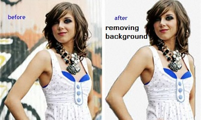 Remove Background from Photo without Photoshop, edit photo without photoshop, easy ways to edit image